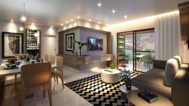 Apartamento à venda com 3 dormitórios em Gruta de lourdes, Maceió cod:74648 - Foto 19