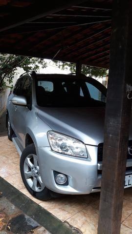 Toyota RAV4 4x4 2011/2011 prata. 2020 Pago. Só venda! Interessados só quem conhece RAV4 - Foto 6