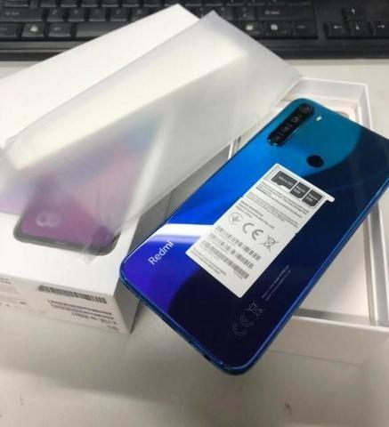 Desing Elegante-Note 8 64gb + 4gb Ram-(Loja na Cohab) - Foto 4