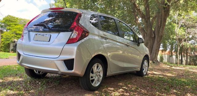Honda Fit 1.5 CVT Único Dono, Baixa KM - Novíssimo - 2016 - Foto 2