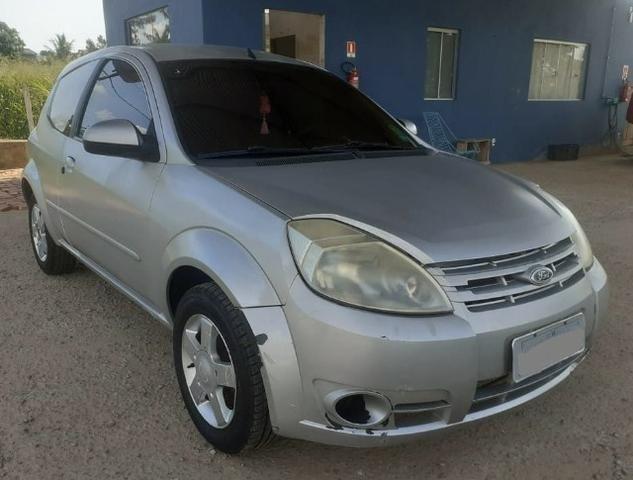 """Oportunidade!!! Ford Ka 1.0 Flex 2008/2009, completo.'' - Foto 5"