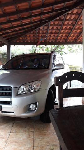 Toyota RAV4 4x4 2011/2011 prata. 2020 Pago. Só venda! Interessados só quem conhece RAV4 - Foto 2