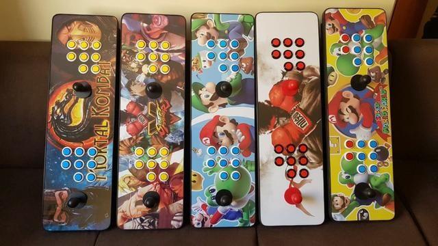 Fliperama Portátil com mais de 10 mil Jogos! - Foto 6