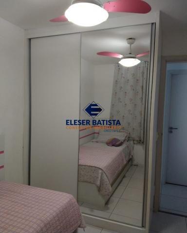Apartamento à venda com 2 dormitórios em Villaggio laranjeiras, Serra cod:AP00077 - Foto 6