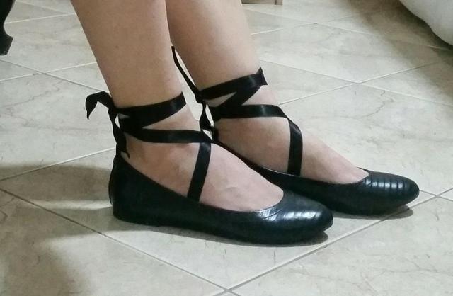 7b68351433 Sapatilha Dumond Ballet nº 36 usada apenas 2x - Roupas e calçados ...