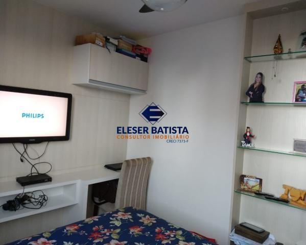Apartamento à venda com 2 dormitórios em Villaggio laranjeiras, Serra cod:AP00077 - Foto 16