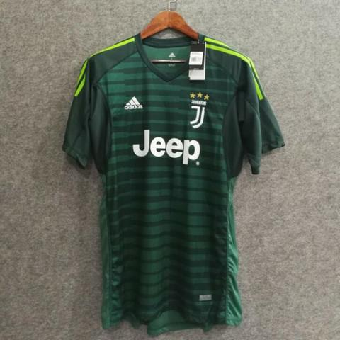 Camisa Juventus Goleiro temporada 2018 / 2019