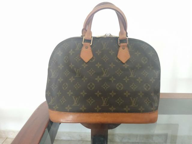 e67724543f Bolsa Original Louis Vuitton Alma pm - Bolsas, malas e mochilas ...