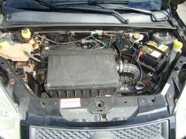 Ford Fiesta class flex 4 portas troco carro mais caro - Foto 14