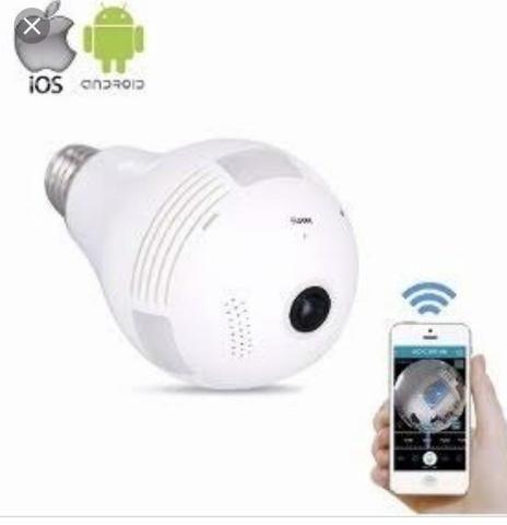 Menor preço da OLX só hoje lâmpada câmera SPIAN - Foto 2