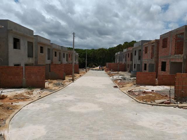 Casa 3 quartos em Lauro de Freitas com subsolo - Foto 2