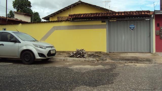 Casa de três quartos, confortável - Jardim Vila Boa - Goiânia-GO