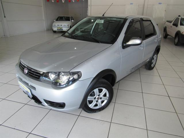 FIAT PALIO 2014/2015 1.0 MPI FIRE WAY 8V FLEX 4P MANUAL