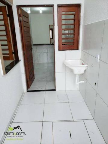 Linda casa com 03 Quartos - Próximo a Fabrica Fortaleza - Foto 9