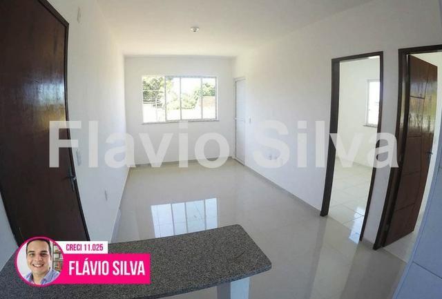 Apartamento Minha Casa Minha Vida de 51m² com 2 Qtos em Caucaia no Parque Potira