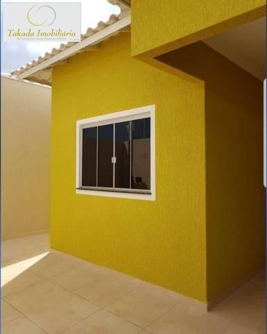 Casa à venda com 3 dormitórios em Chácaras do abreu, Formosa cod:CA00005 - Foto 4