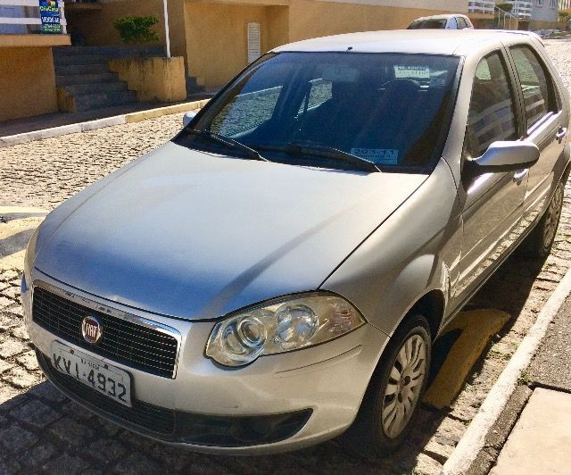 Fiat Pálio 1.4 Attractive 2011