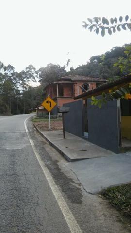 Vendo ou troco casa nas montanha mobilhada garagem rio posmozer santa maria 2 km centro - Foto 14