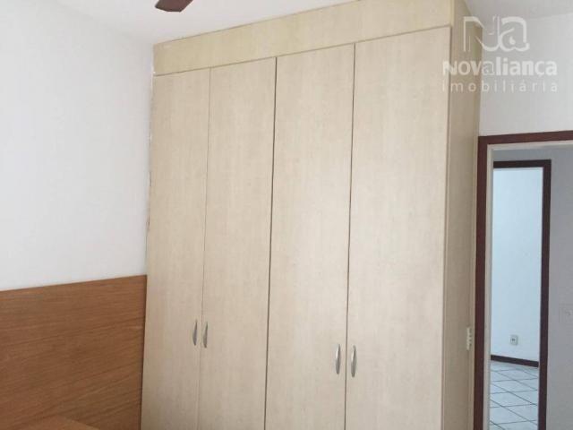 Apartamento com 3 quartos para alugar, 110 m² por R$ 1.200/mês - Praia da Costa - Vila Vel - Foto 17