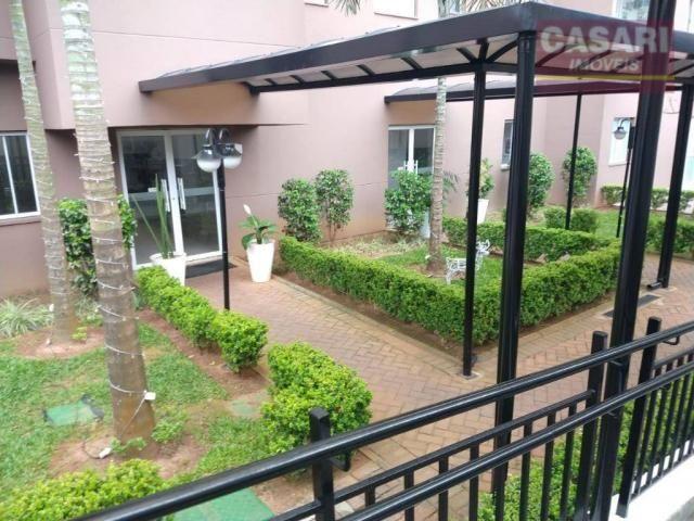 Apartamento com 2 dormitórios à venda, 54 m² - centro - são bernardo do campo/sp - Foto 12