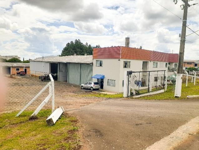 Alugo Barracões (podendo alugar separado) com escritório - Industrial Alfredo Gelisnki