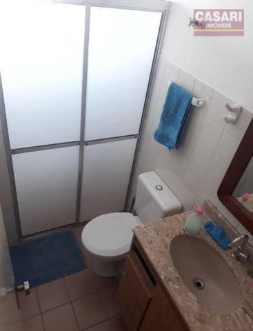Apartamento com 2 dormitórios à venda, 55 m² - jardim irajá - são bernardo do campo/sp - Foto 3