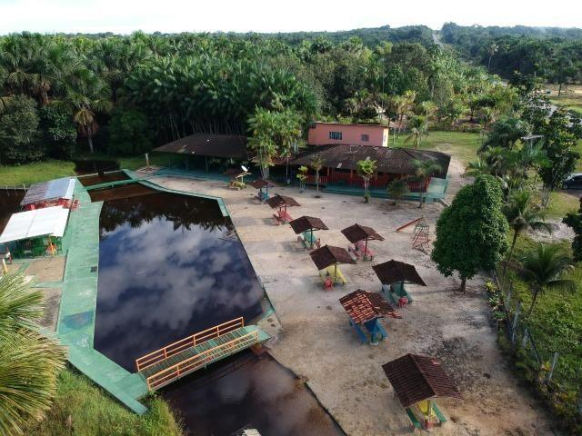 Balneário,Sítio com Restaurante funcionando BR 174 KM30 com 320.000 m² de área - Foto 2