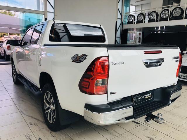 Toyota Hilux diesel 2018 impecável - Aceitamos troca e financiamos! - Foto 11