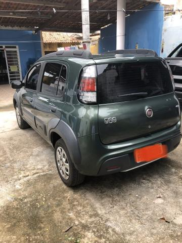 Fiat uno way 1.0 ano 15/16