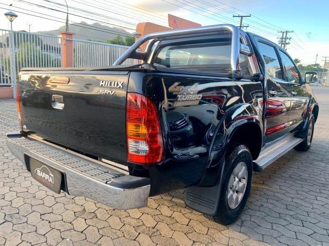 Hilux SR-V 4X4 Diesel Automática - Foto 5
