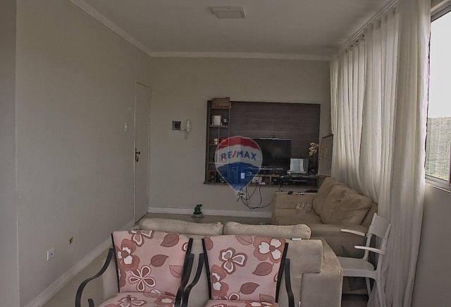 Apartamento com 3 dormitórios à venda, 110 m² por R$ 260.000 - Santo Antônio - Garanhuns/P - Foto 3