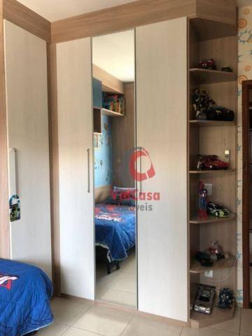 Apartamento com 4 dormitórios à venda, 124 m² por R$ 790.000,00 - Costazul - Rio das Ostra - Foto 6