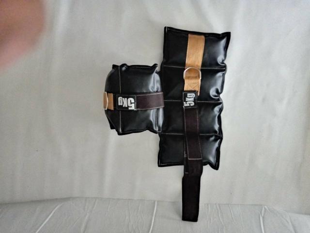 Caneleira de peso 5 kg - Foto 3