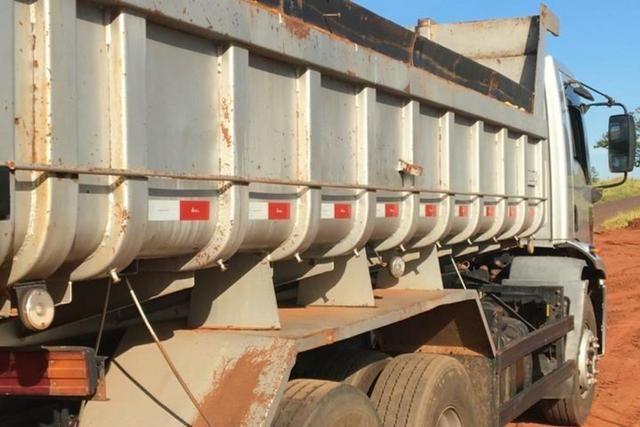 Cargo 2428 caçamba 11/12 - Foto 3