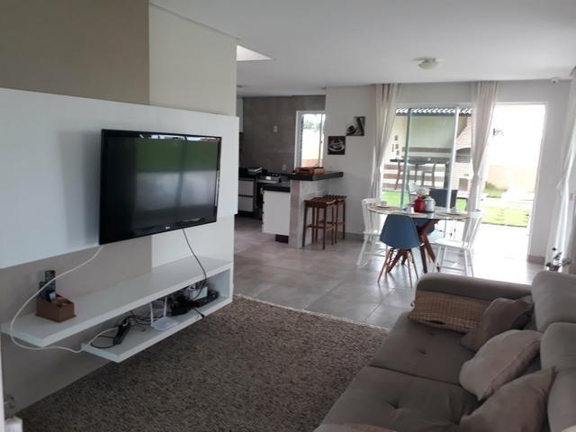 Duplex sendo 3suítes com piscina & deck em condomínio a 20minutos do centro de messejana - Foto 5