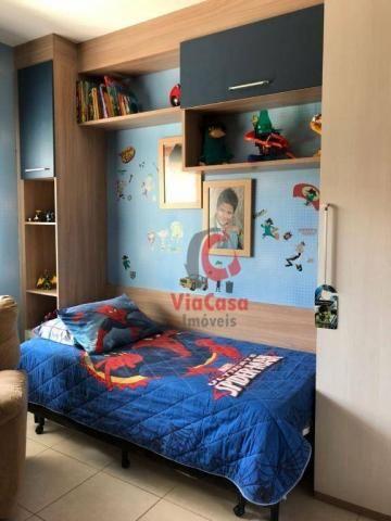 Apartamento com 4 dormitórios à venda, 124 m² por R$ 790.000,00 - Costazul - Rio das Ostra - Foto 8