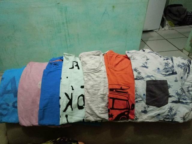 Camisas Maculinas