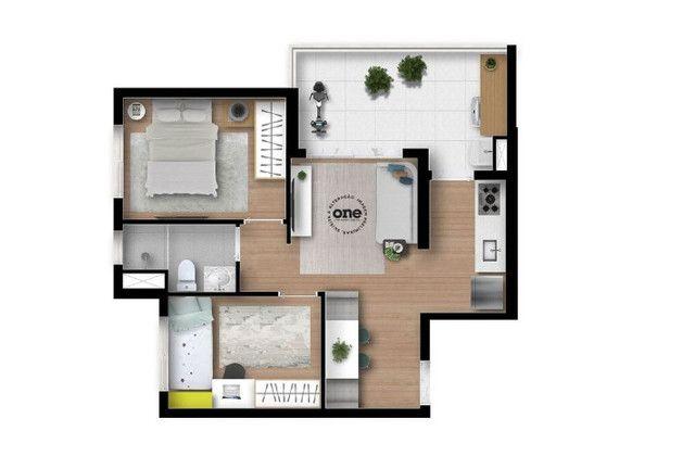 More na Sena Madureira Nex One Studio e 1 dormitório - Foto 4