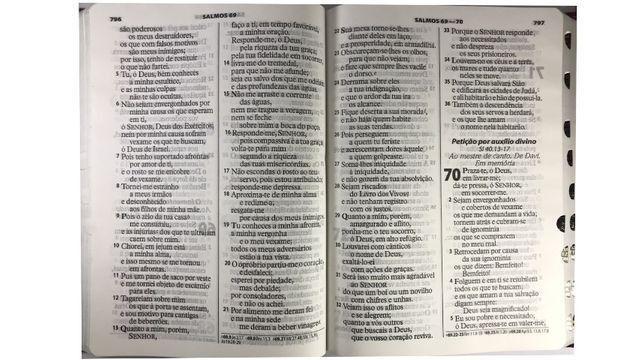 Biblia Feminina Mulher Letra Extragigante - Indice Lateral - Foto 5