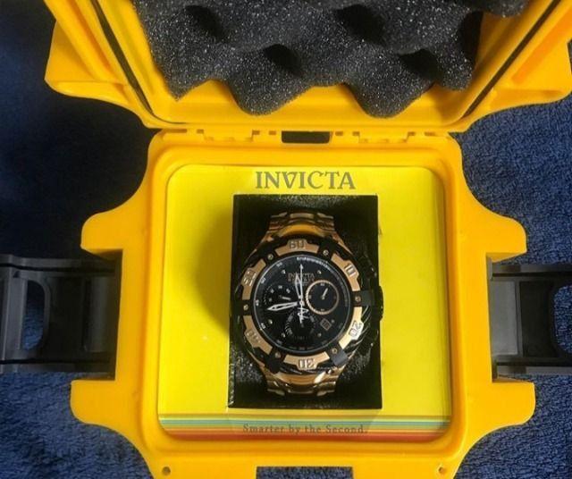 Relógios Originais a partir de 700 Invicta é só aqui *PROM0LUST - Foto 3