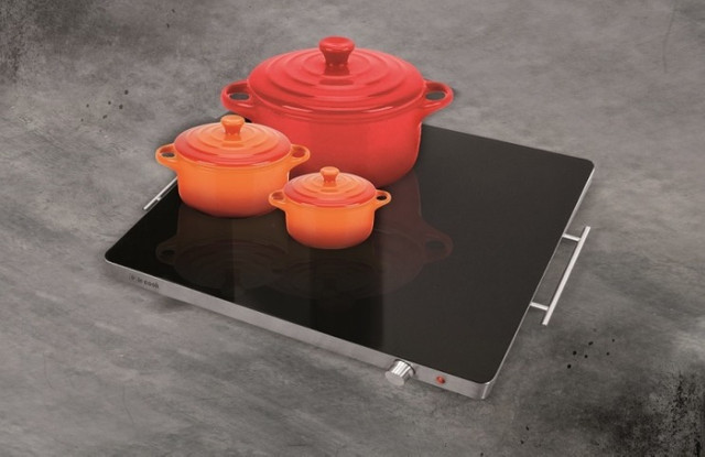 Mesa termica quente le cook eletrica 220v (novo) Alecs - Foto 2
