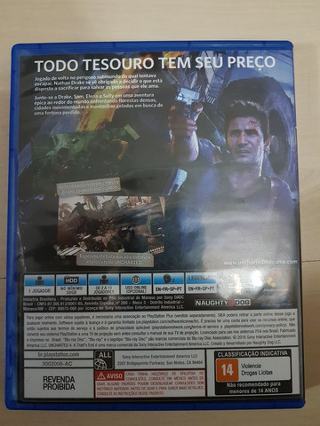 INFAMOUS SECOND SON e UNCHARTED 4, ps4  - Foto 5