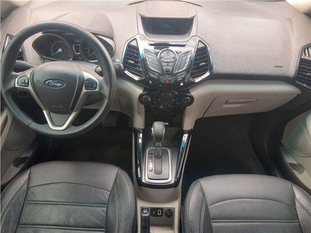 Ford Ecosport 2.0 Se Powershifit 2014 _ entrada apartir 11mil + 48x 819,00 fixas - Foto 6