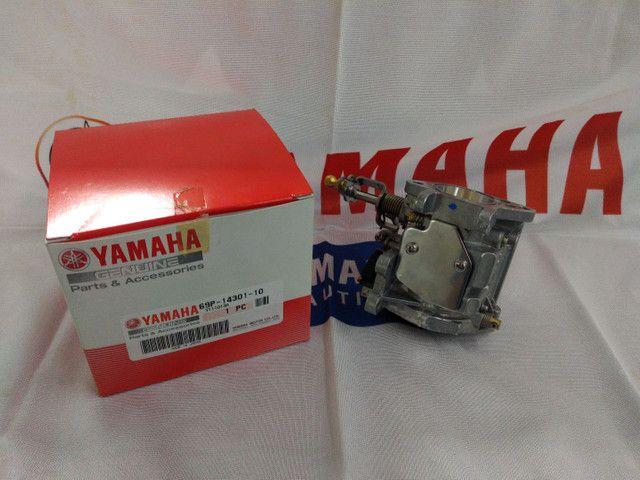 Carburador para o motor de popa 25BM 2tempos - Foto 3
