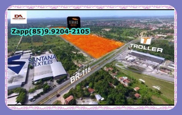 Loteamento Terras Horizonte-Liberado para Construir././ - Foto 2