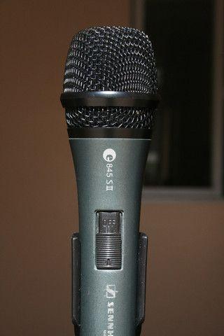 Microfone Sennheiser E835-s Ii - Profissional - Foto 4