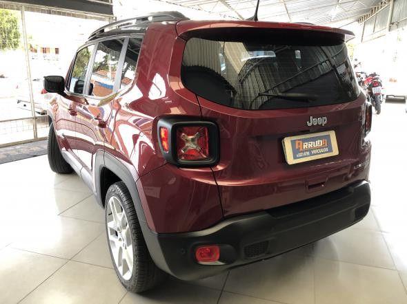 Jeep Renegade Limited 1.8 4x2 Flex Aut.2019 28200km - Foto 9