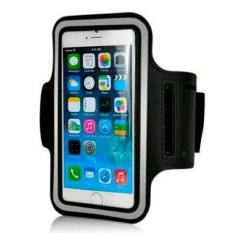 Bracelete armband resistente a água para smartphones - Foto 3