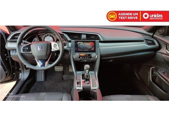 Honda Civic 2.0 FlexOne EX AT *Impecável* IPVA 2021 Total pago - Foto 7