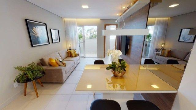 Apartamento de 2 quartos c/ varanda e suite 60m2 - Pampulha - Foto 13